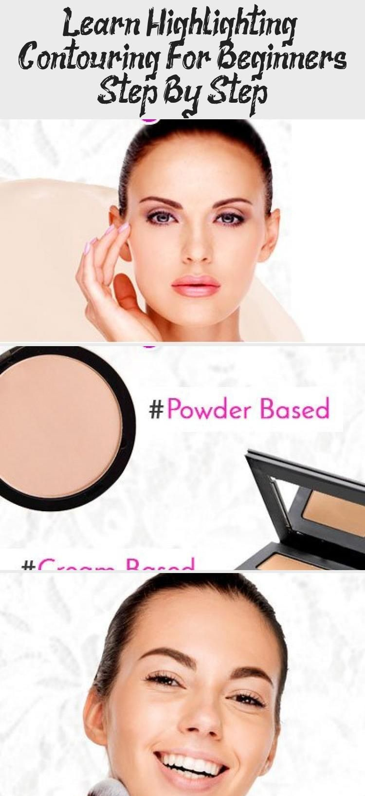 Photo of Learn Highlighting & Contouring For Beginners Step By Step… – Make-Up