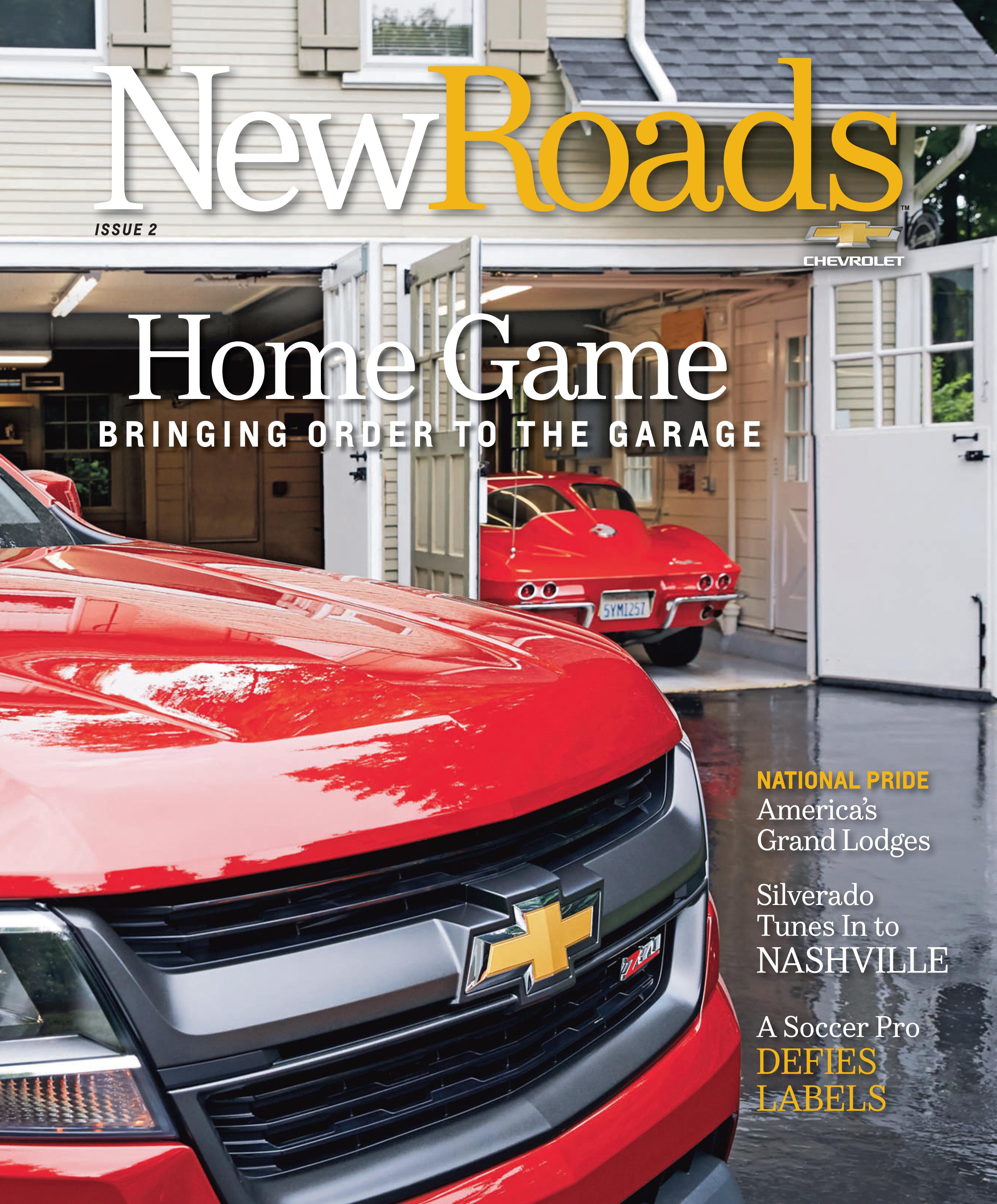 Chevrolet New Roads Magazine Issue 2 Free Pdf Download