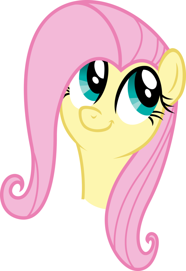 Vector 15} Fluttershy being a weirdocutieshy by eipreD