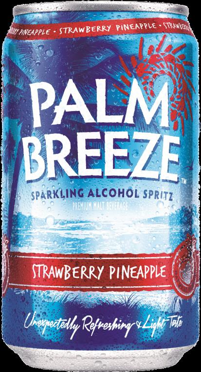 Palm Breeze Spritz Alcoholic Beverage Wine mixed drinks
