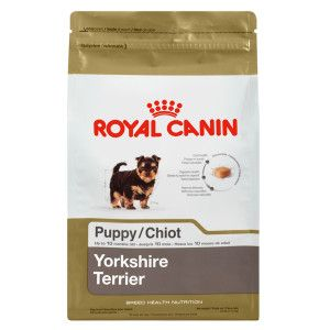 Royal Canin Breed Health Nutrition Trade Yorkshire Terrier Puppy Food Yorkshire Terrier Puppies Yorkshire Terrier Terrier