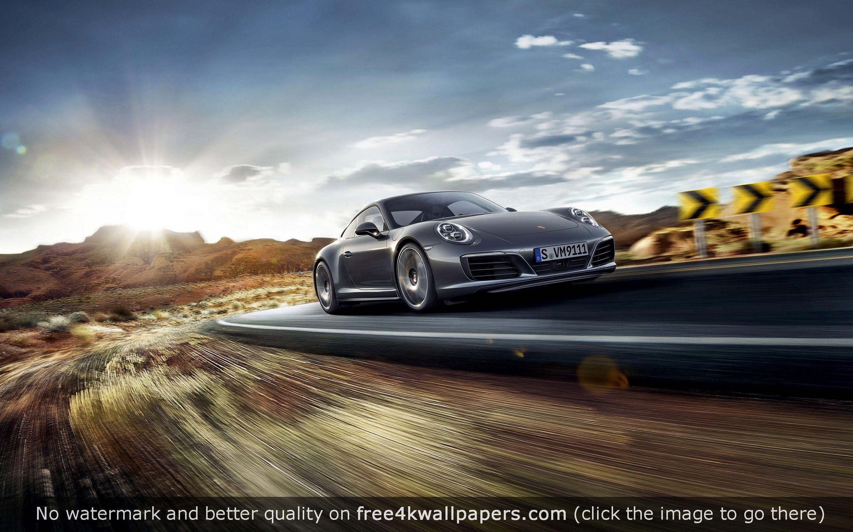 Porsche Carrera 4s 2016 Hd Wallpaper Porsche 911 Porsche 911 Carrera 4s Porsche 911 Carrera
