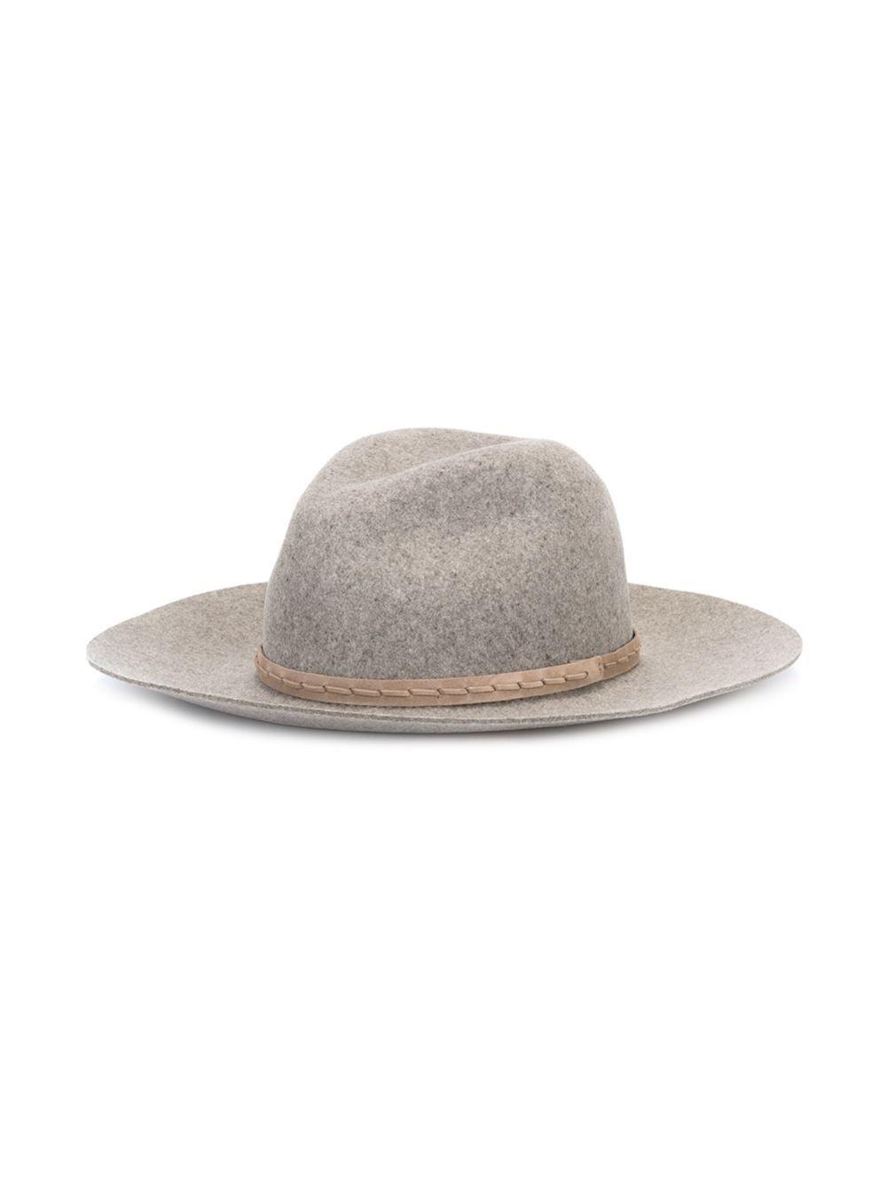 #rag&bone #fedora #grey #hat #women #fashion #newin #style www.jofre.eu