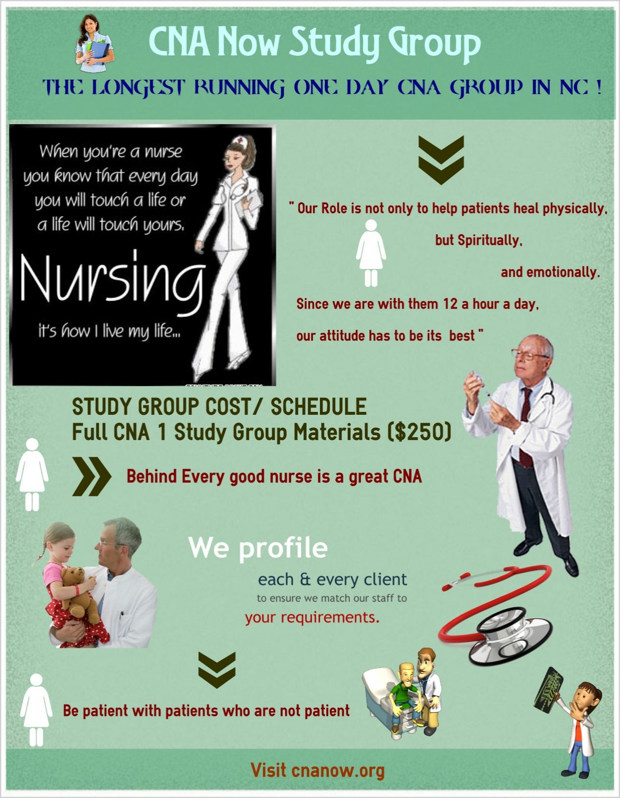 If You Are Planning To Get The Certified Nursing Assistant