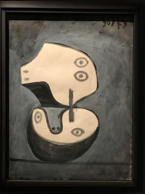 Pablo Picasso, Le baiser on ArtStack #pablo-picasso #art