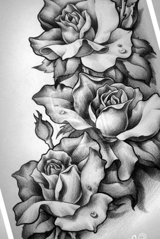 Cover Up Rose Outline: Пин от пользователя Виктория Уткина на доске Тату