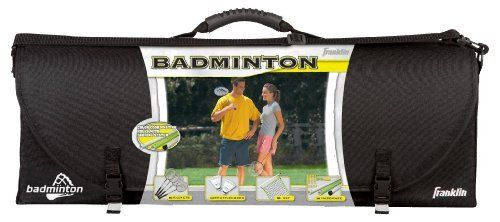 Franklin Sports Advanced Badminton Set By Franklin 35 13 For A Great Time In The Backyard Or Park Bring Out The Adv Badminton Set Franklin Sports Badminton