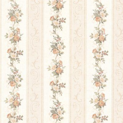 "Canora Grey Carice 33' L x 20.5"" W Wallpaper Roll | Wayfair"