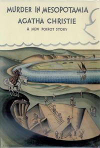 Agatha Christie | Murder in Mesopotamia | Hercule Poirot