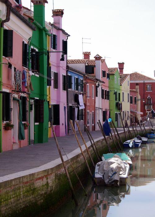 ..to Venice