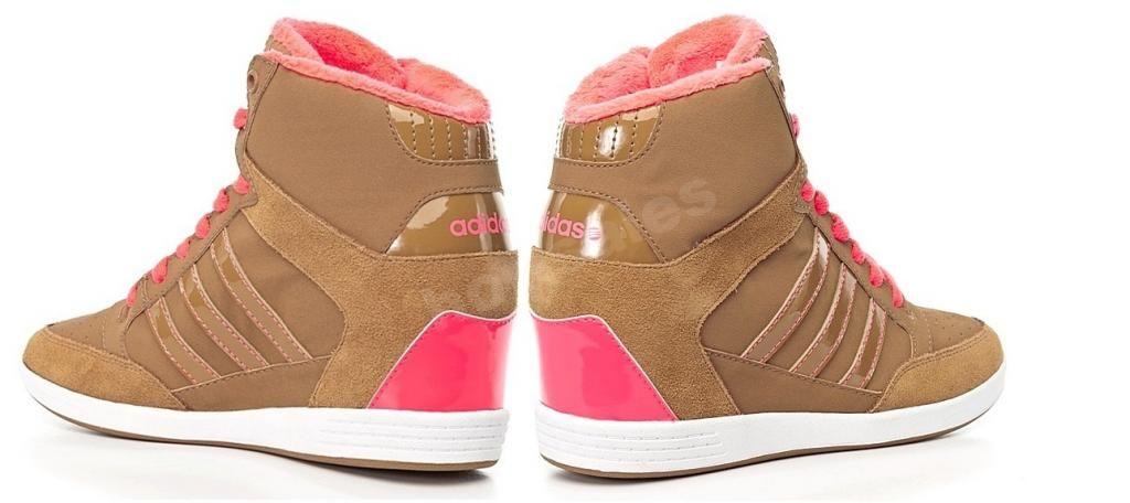 Buty Damskie Adidas Super Wedge F7641 Koturn Botki 6034234995 Oficjalne Archiwum Allegro Wedge Sneaker Shoes Sneakers