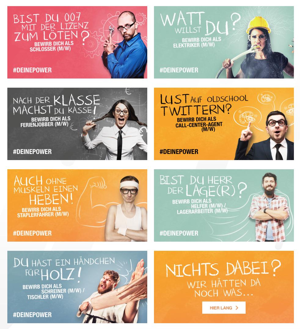 Stellenanzeigen Manpower In 2021 Stellenanzeigen Stellensuche Imagebroschure