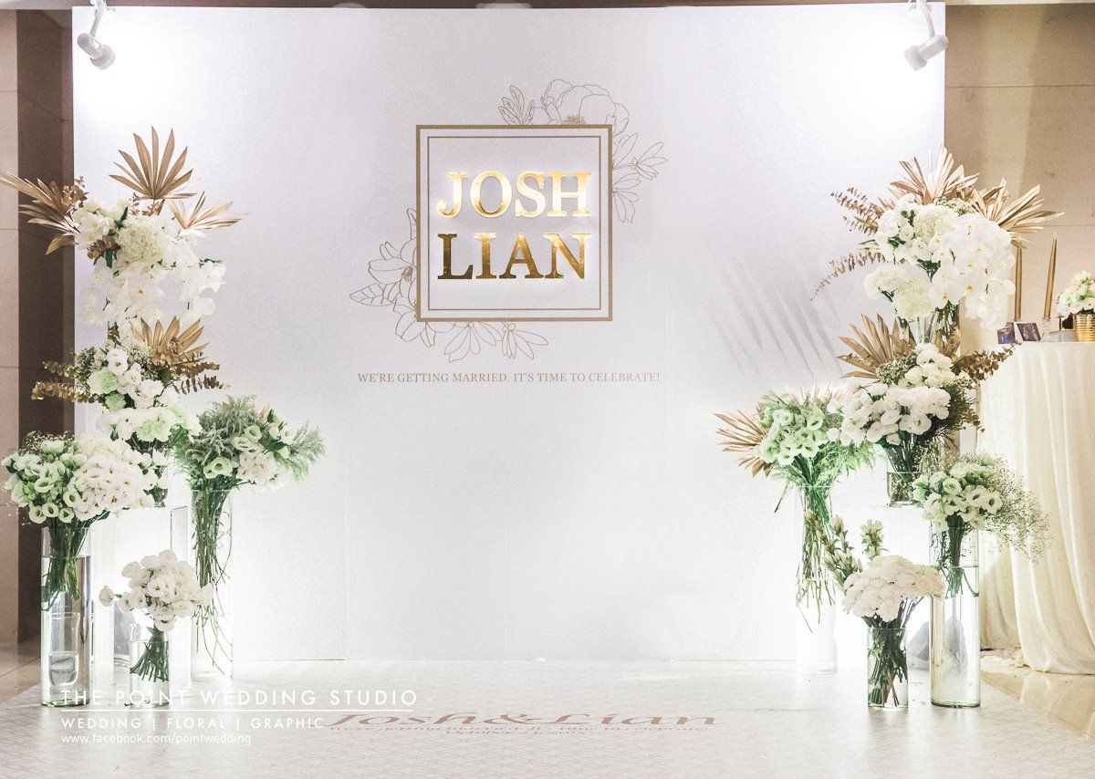 Simple, clean, yet elegant | Wedding Decor | Pinterest
