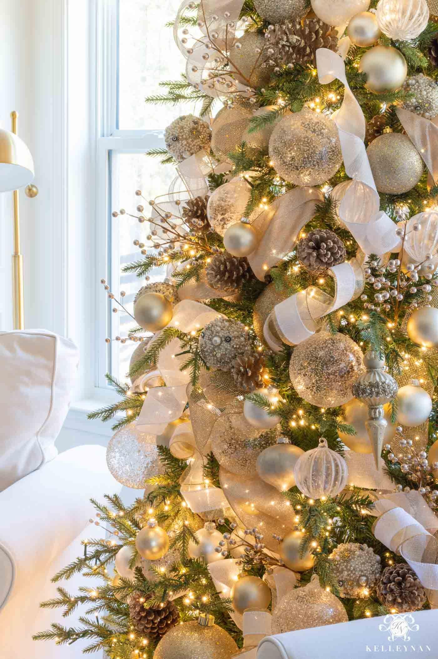 Tartan Plaid Themed Christmas Home Tour | Kelley N