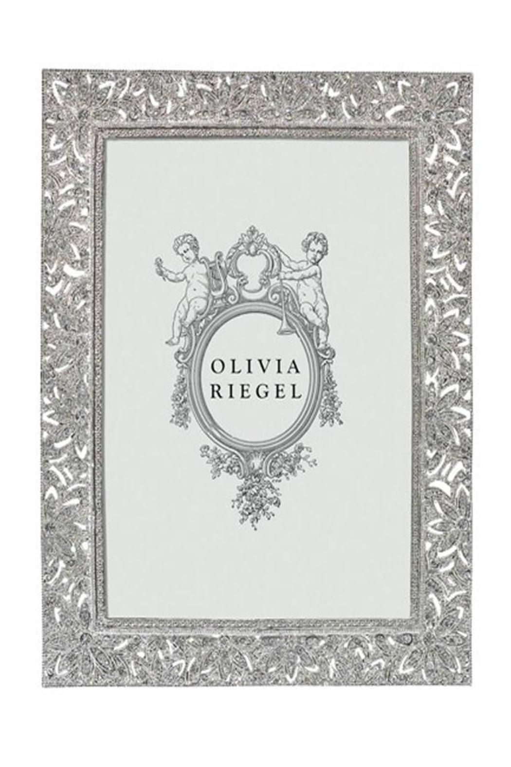 Olivia Riegel Swarovski Crystals Frame | Swarovski, Crystals and Silk
