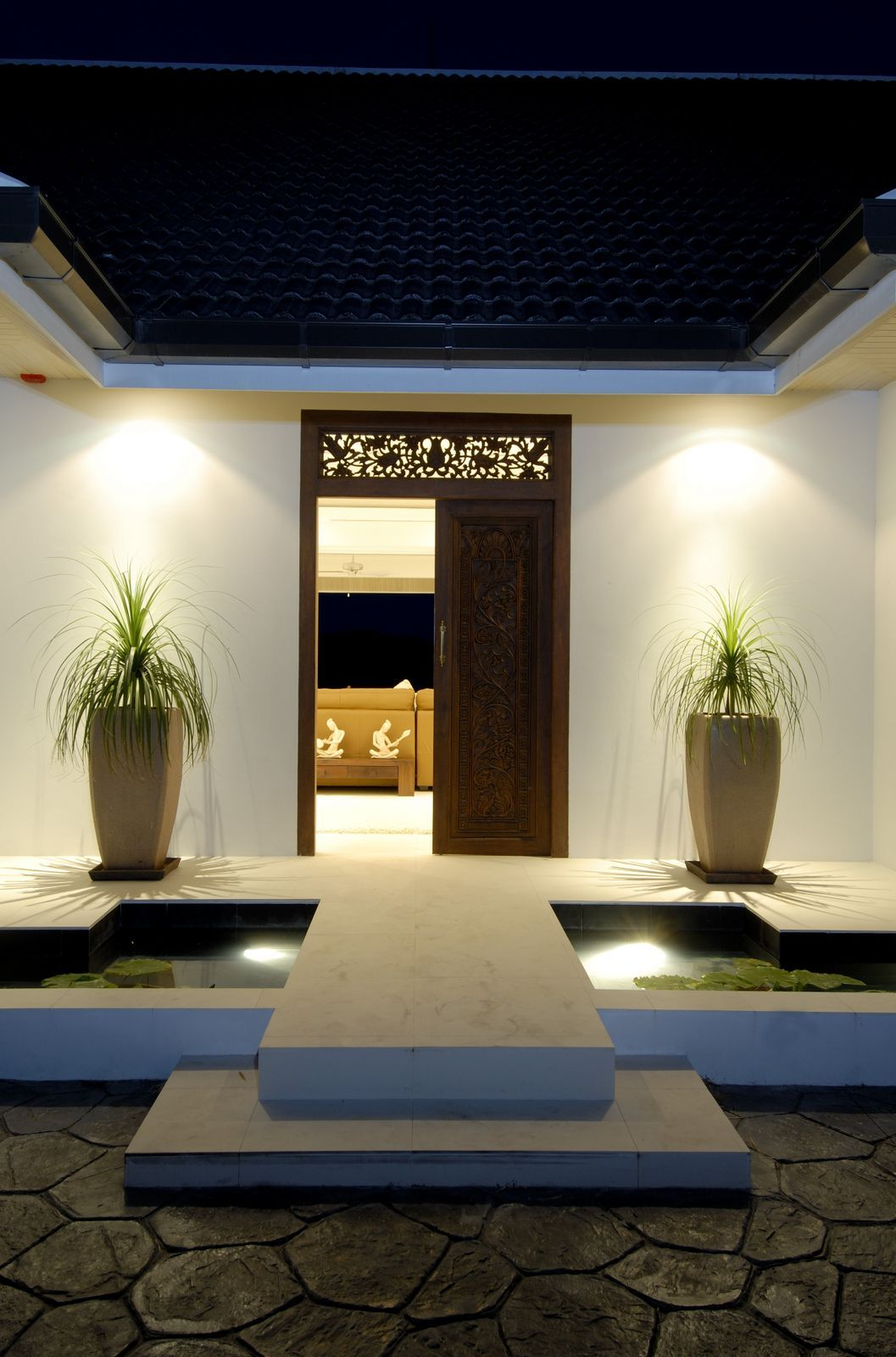 Modern Entrance Gate For Villa Google Search Doors