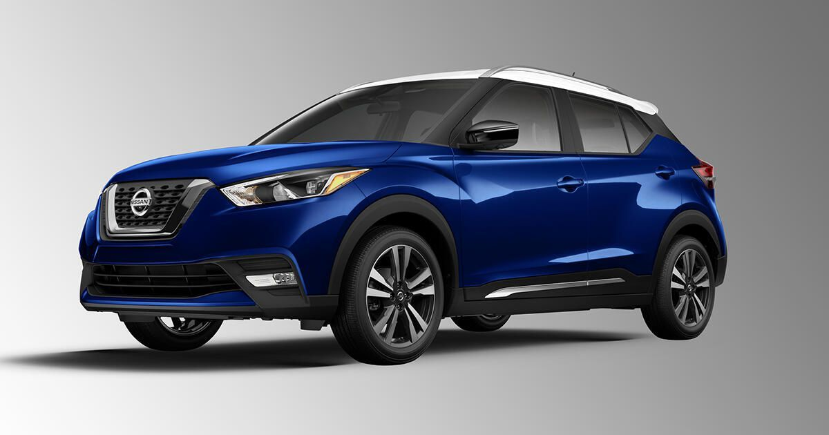 2020 Nissan Kicks Won T Break The Bank With Sub 20 000 Starting Price Roadshow Nissan Subcompact Suv Awd