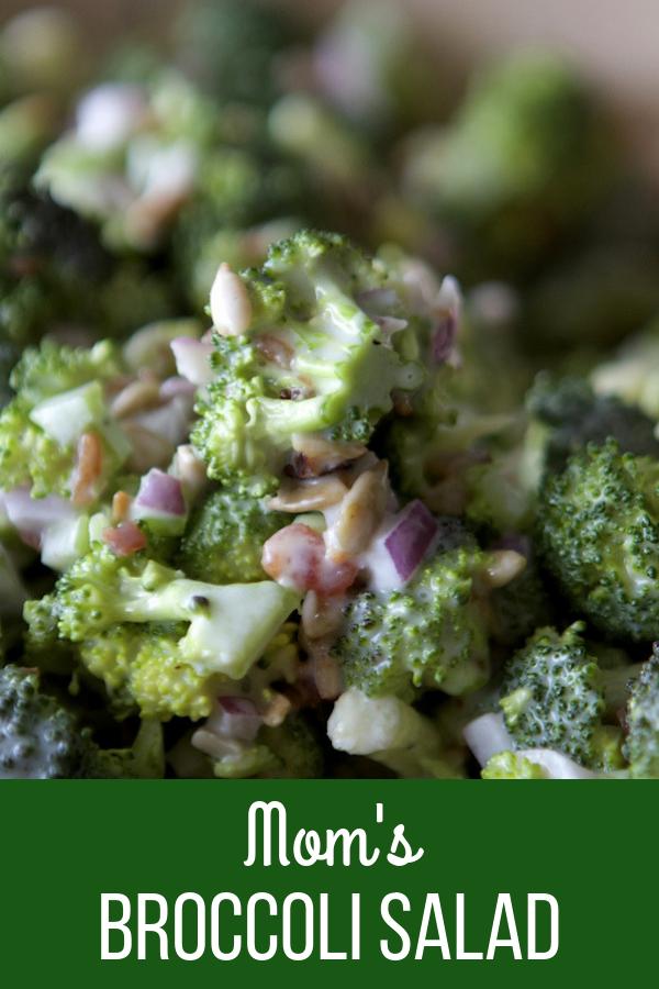 Broccoli Salad Recipe My Favs From Lauren S Latest Pinterest