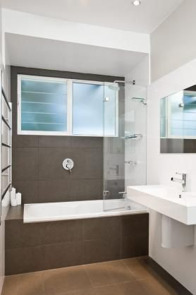 bath shower combo ideas by just bathroom renovations - Bathtub Shower Combo Design Ideas