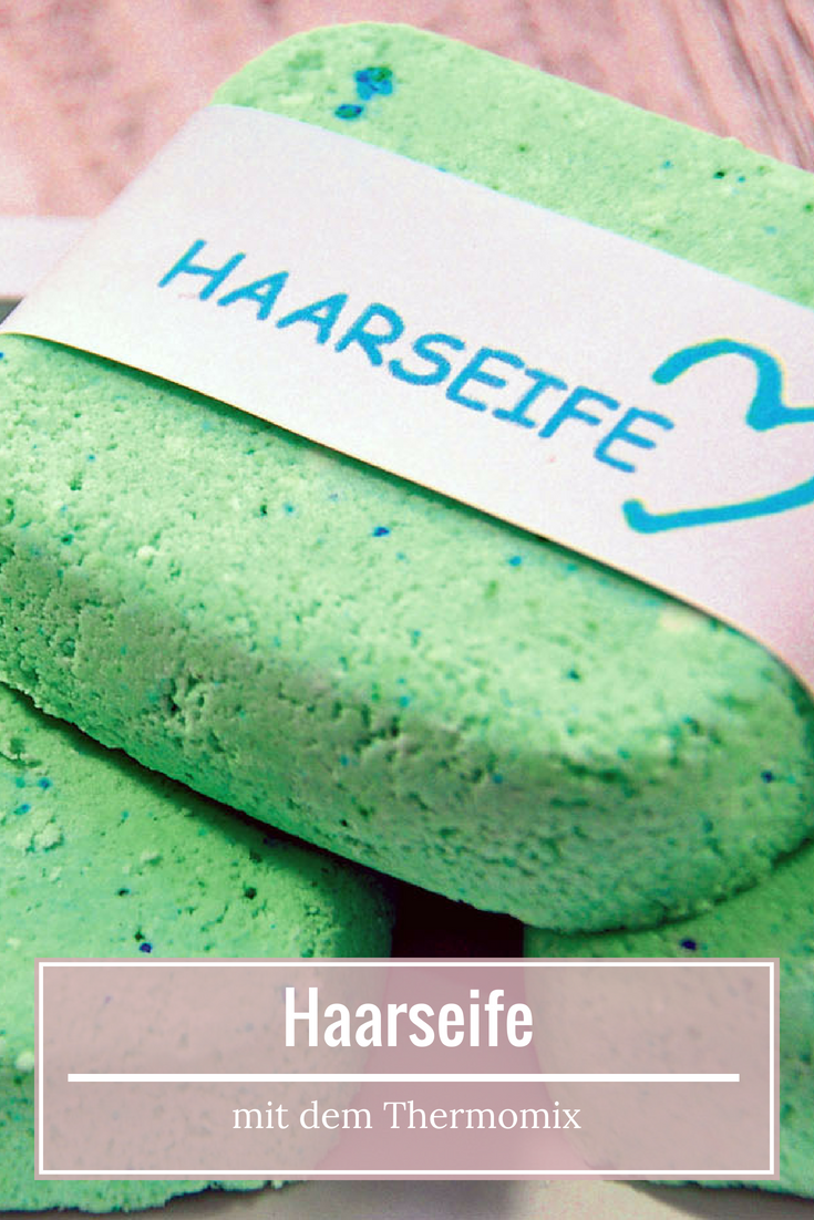 Haarseife selber machen #naturalhaircareproducts
