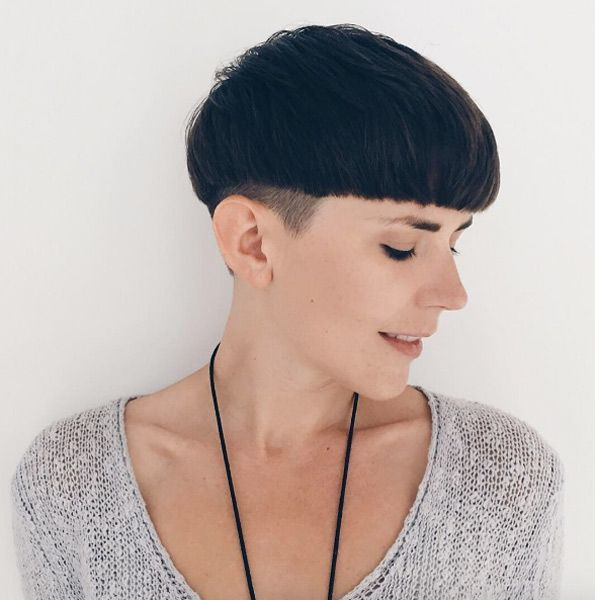 black medium hair styles 40 pixie haircuts that will make your summer classic 3328