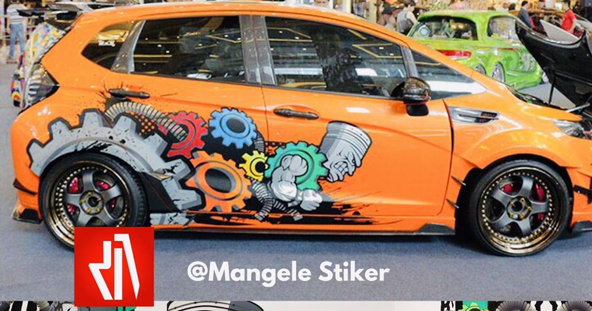 Pin Oleh Norman Wijiharjo Di Gm Mobil Keren Gambar Kartun Mobil