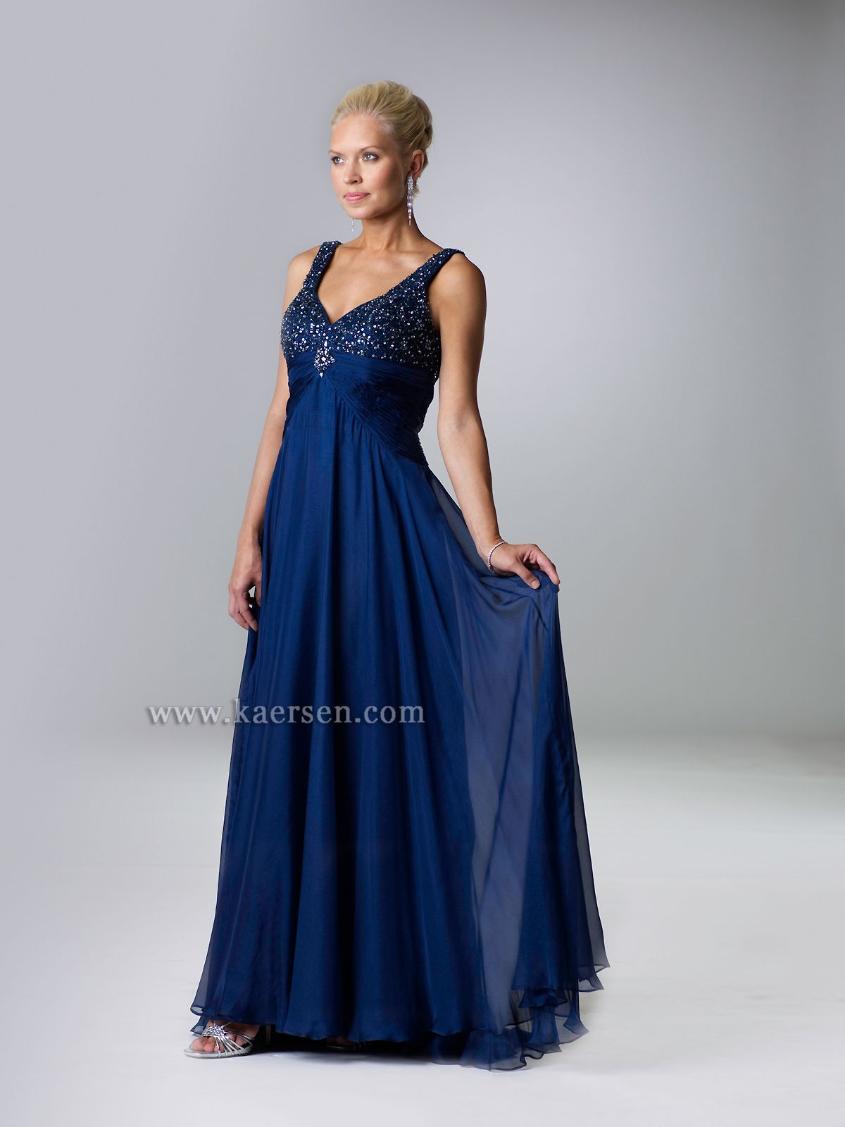 empire waist socialmother of bridal dress style wedding