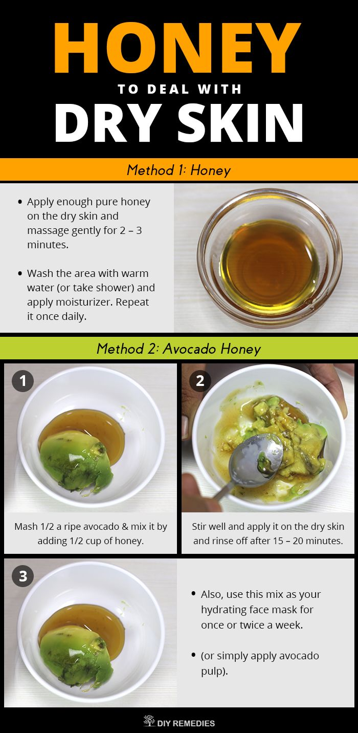 Natural Home Remedies for Dry Skin  Humectant Dry skin and