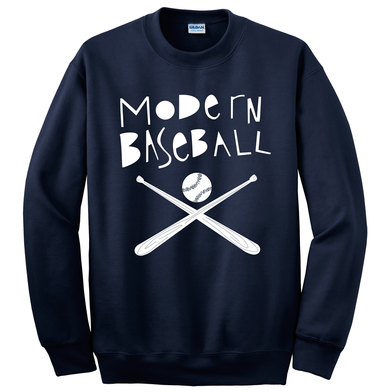 Baseball Pullover Navy Pop Punk Fashion Dream Clothes Pullover