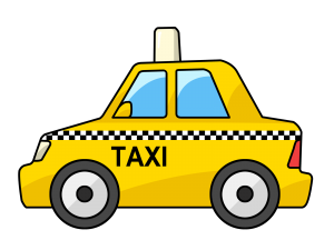 Taxi Cab Taxi Cab Yellow Taxi Cab Yellow Taxi