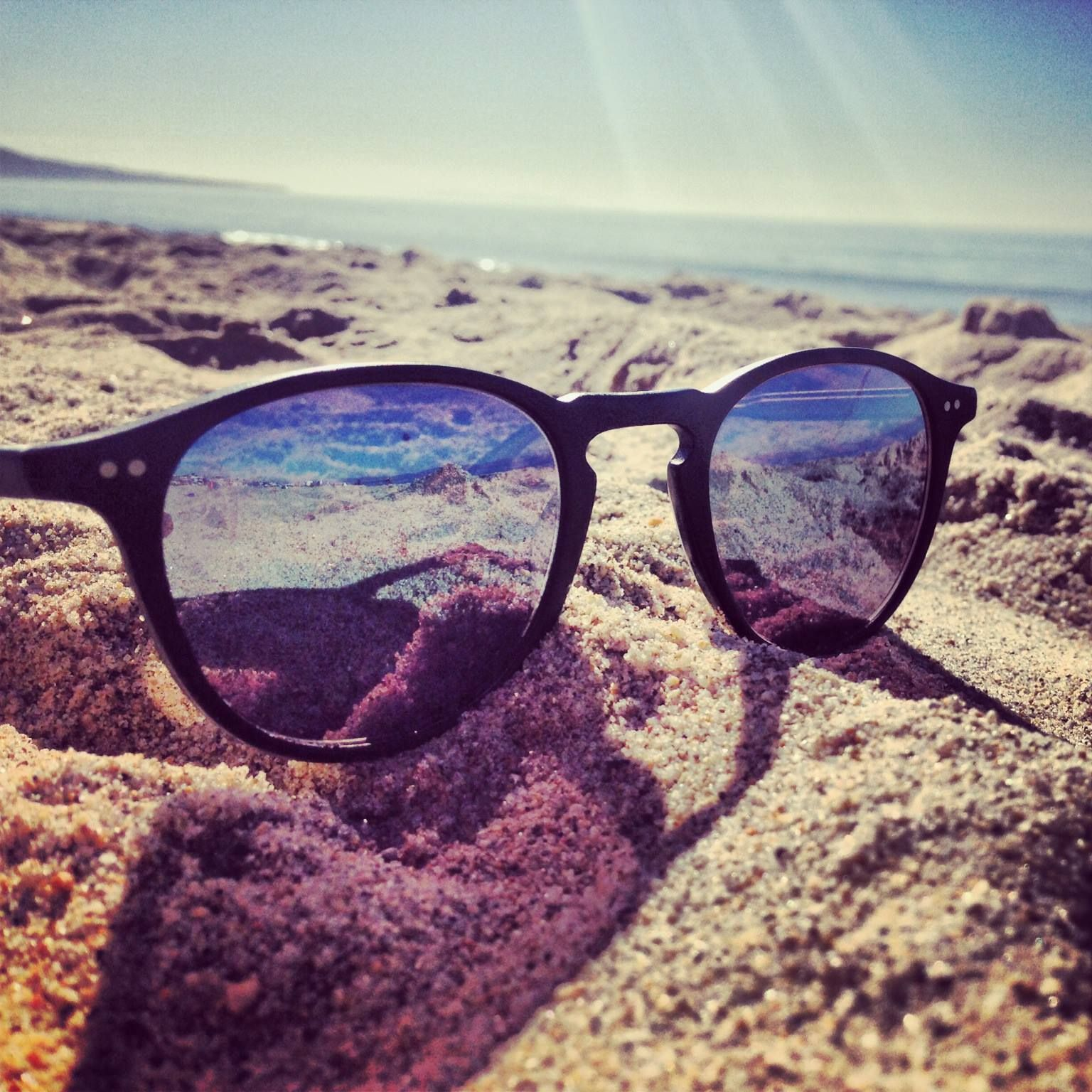 8530a92f74c A GLCO Winter beach day... - Custom Hampton frames with Artic Lens -  www.vingerhoets-optics.be