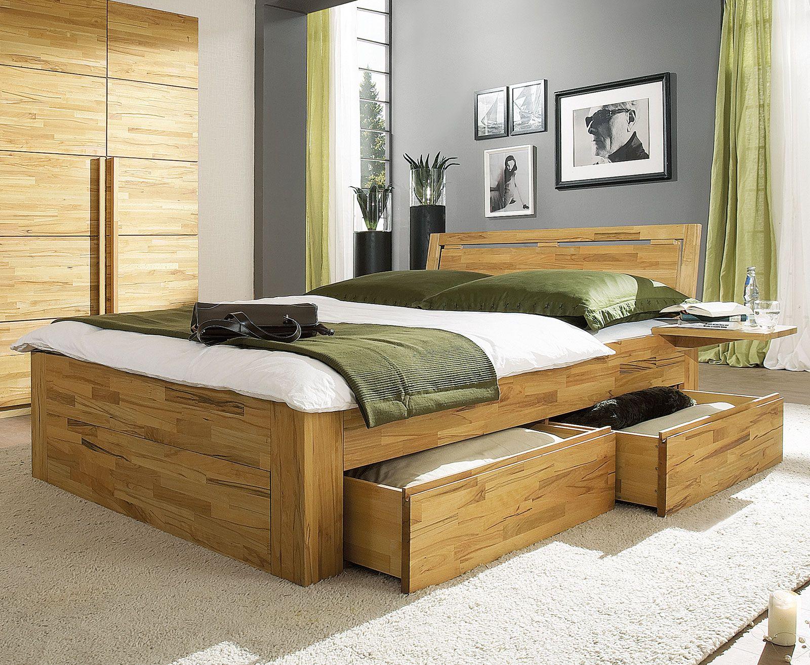 Bemerkenswert Hohes Bett Ideen Von Mit Stauraum Selber Bauen : Selber Bauen