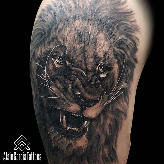 Black And Grey Realism Tattoo Artists Sydney