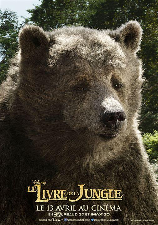 The Jungle Book 2016 By Jon Favreau In 2019 Jungle Book