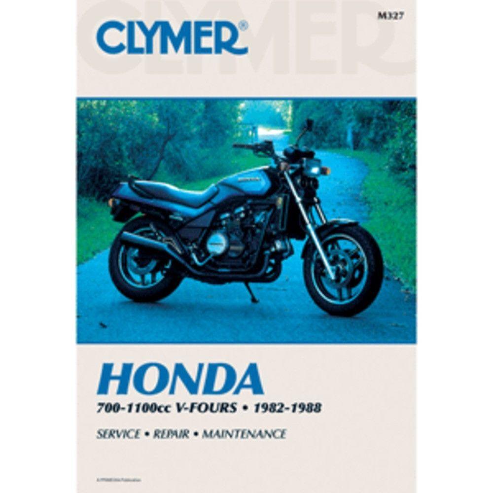 Clymer Honda VF700, VF750 & VF100 Magna & Sabre (1982-1988 ...