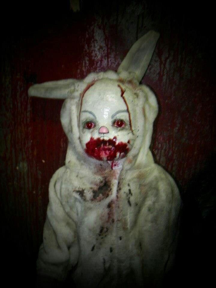 Pin By Petty Vendetta On Creepy Bunny Creepy Toys