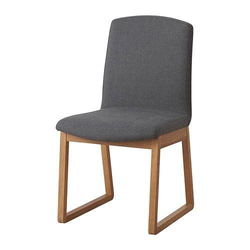 Gris Chair En 2019Comedor Roblenordvalla Oscuro Silla Karlhugo b7yfgY6