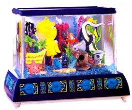 Disney Snowglobes Collectors Guide Finding Nemo Fish Tank