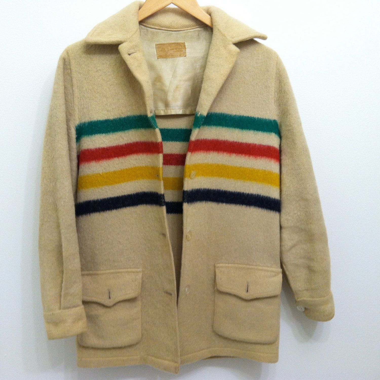 Hudson Bay 50s Wool Jacket. 105.00, via Etsy. My style
