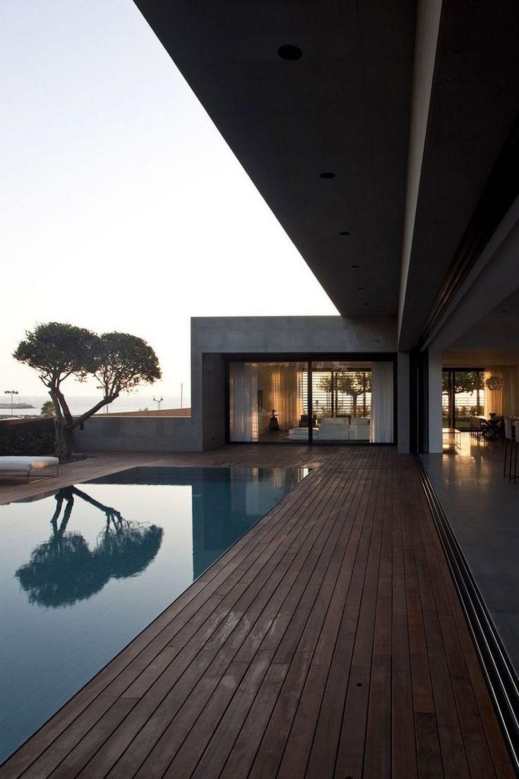 Modern Beach House Design Inspiration Design inspiration Beach