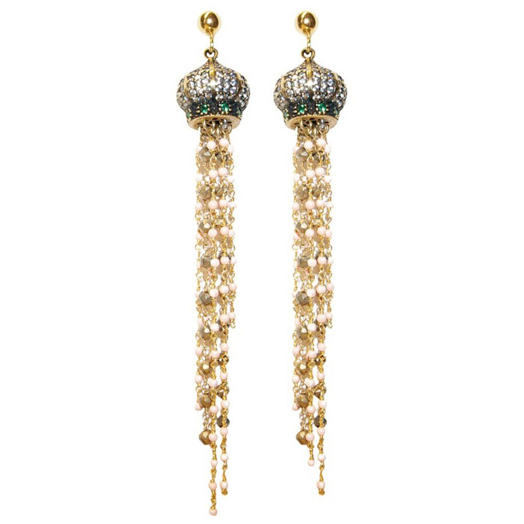 Katerina Psoma Dome Earrings