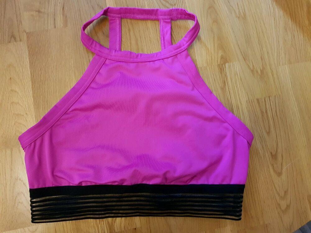 Pink Sports Bra size S by Victoria Sport (Victoria Secret