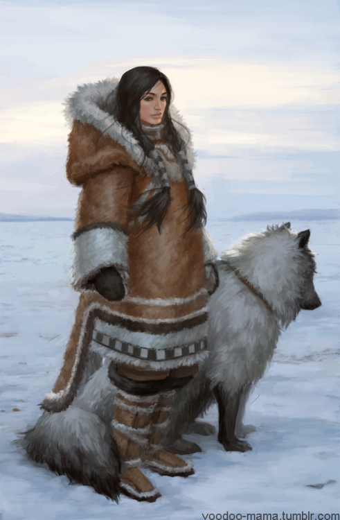 inuit by cavalieredispade fantasy in 2018 pinterest character