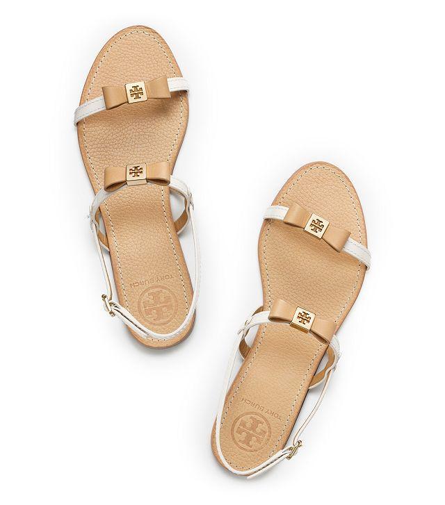 48d23c7a979d Tory Burch Kailey Flat Sandal   Womens Designer Shoes