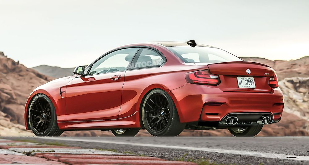 2016 Bmw M2 Renderings Have Our Hearts Aflutter Bmw M2 Bmw Cars Bugatti Veyron