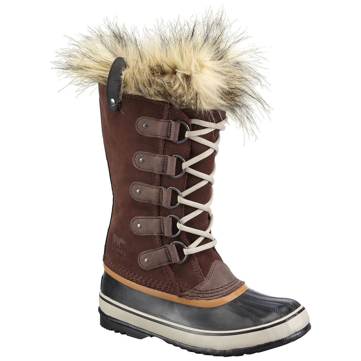 SOREL Women's Joan of Arctic Winter Boots, Tobacco - Eastern Mountain Sports