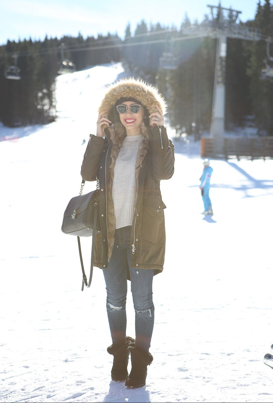 Kopaonik Mountain Outfit / Stasha Fashion Outfit by Anastasija Djuric