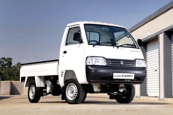 Maruti Suzuki To Launch Its First Lcv Car News Suzuki Carry On Truck Cargo