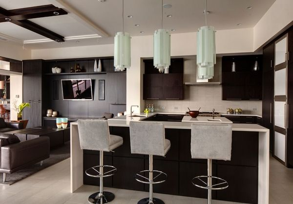 Choose a Kitchen Design that looks Modern, Beautiful and Comfortable to use