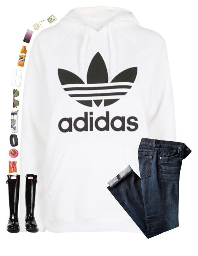"""""""Day 5// Football Game"""" by breezerw ❤ liked on Polyvore featuring Topshop, Hunter, Xhilaration, Ray-Ban, CamelBak, Fitbit, MANGO, Kate Spade, Vineyard Vines and dailypreppfallcontest"""